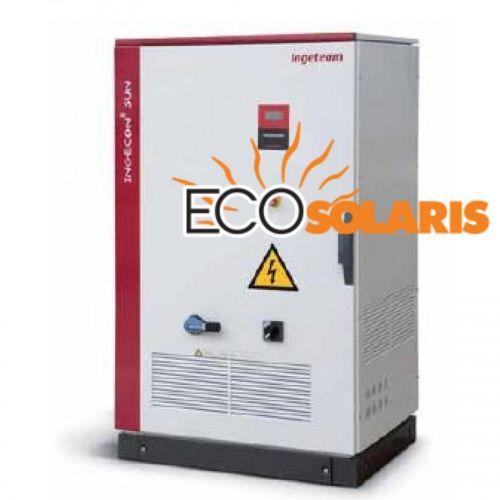 Centrala Solara 100 KW