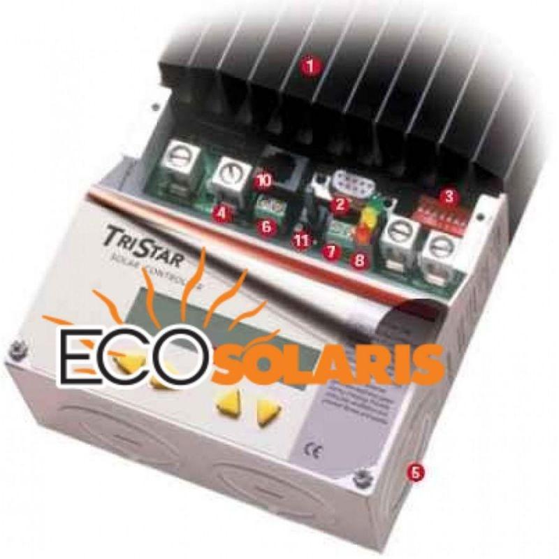 Controler TriStar 45 A - Panouri Fotovoltaice