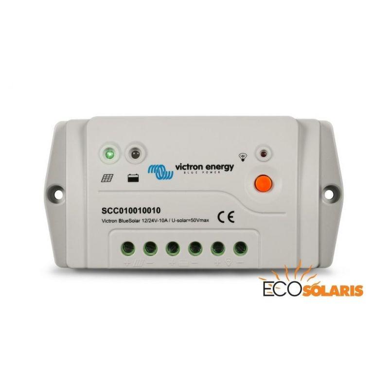 Controler BlueSolar PWM PRO 12/24V 10A - Panouri Fotovoltaice
