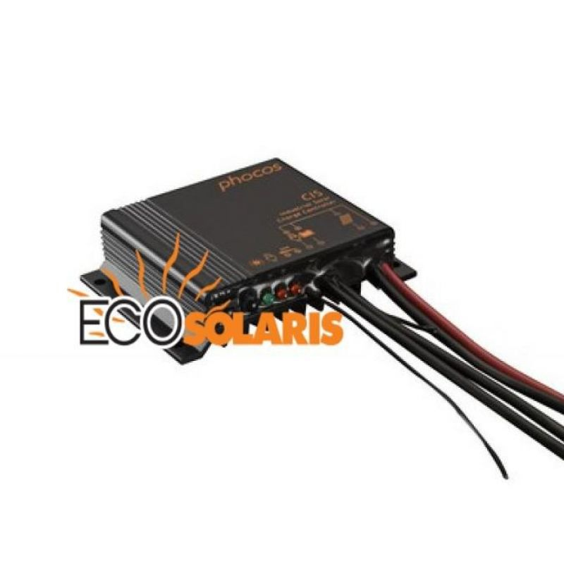 Controler Phocos CIS-2L 12/24 V - 10 A - Panouri Fotovoltaice