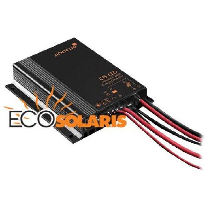Controler Phocos CIS-LED12V - 5A - Panouri Fotovoltaice
