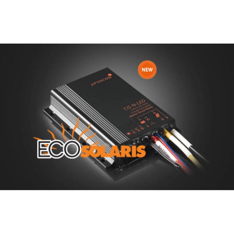 Controler Phocos CIS-N-LED-700 (10 A) MPPT - Panouri Fotovoltaice