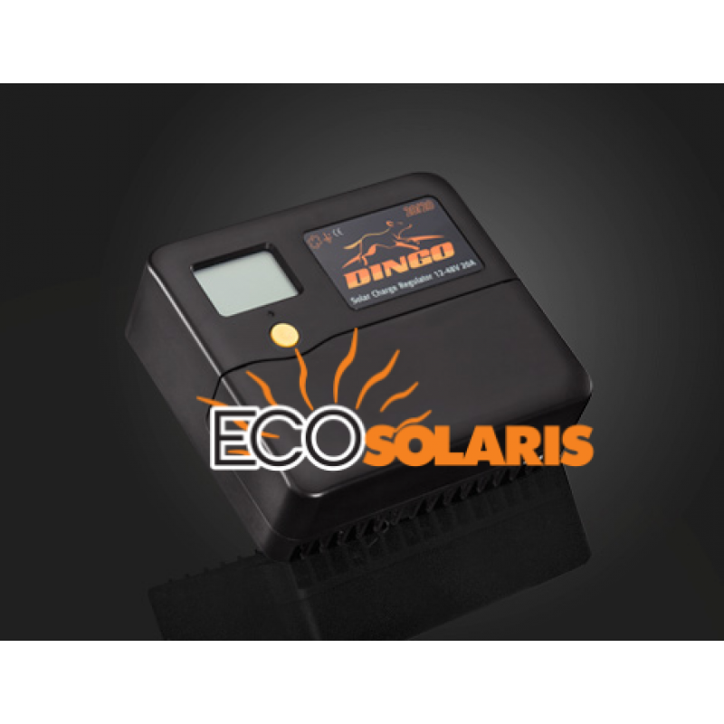 Controler Phocos DINGO 12/24/32/36/48 V - 20/20A - Panouri Fotovoltaice