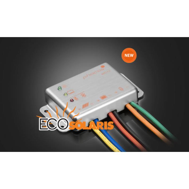Controler Phocos ECO 12 V 10/10 A - Panouri Fotovoltaice