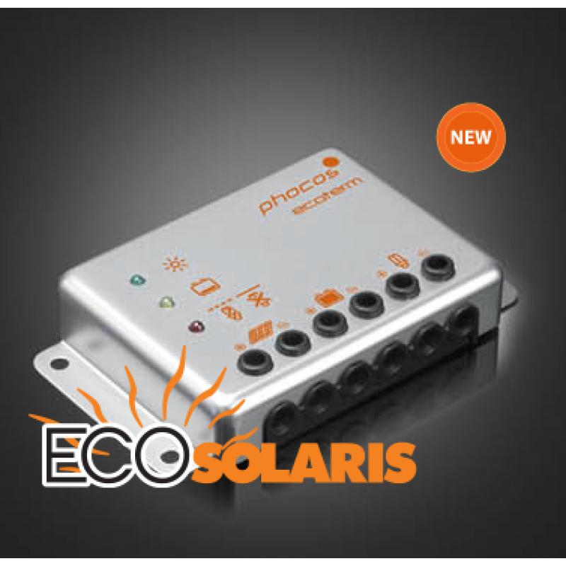 Controler Phocos ECOterm 12V 14A - Panouri Fotovoltaice