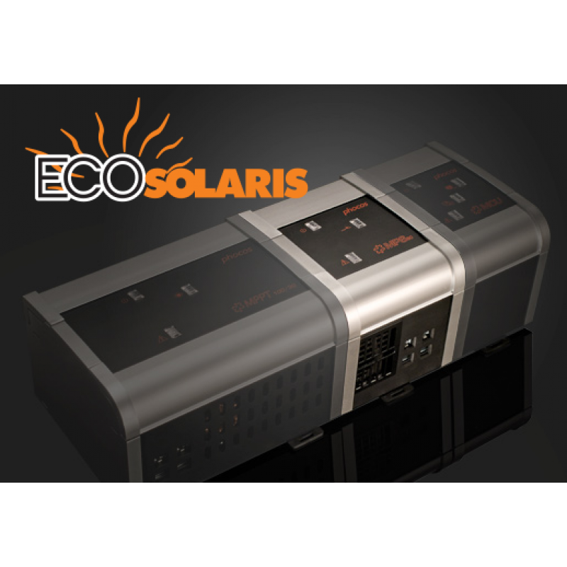 Controler Phocos MPS 12/24/48V - 80A - Panouri Fotovoltaice