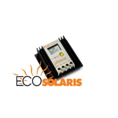 Controler Phocos PL 12/24/32/36/48 V - 20/20A