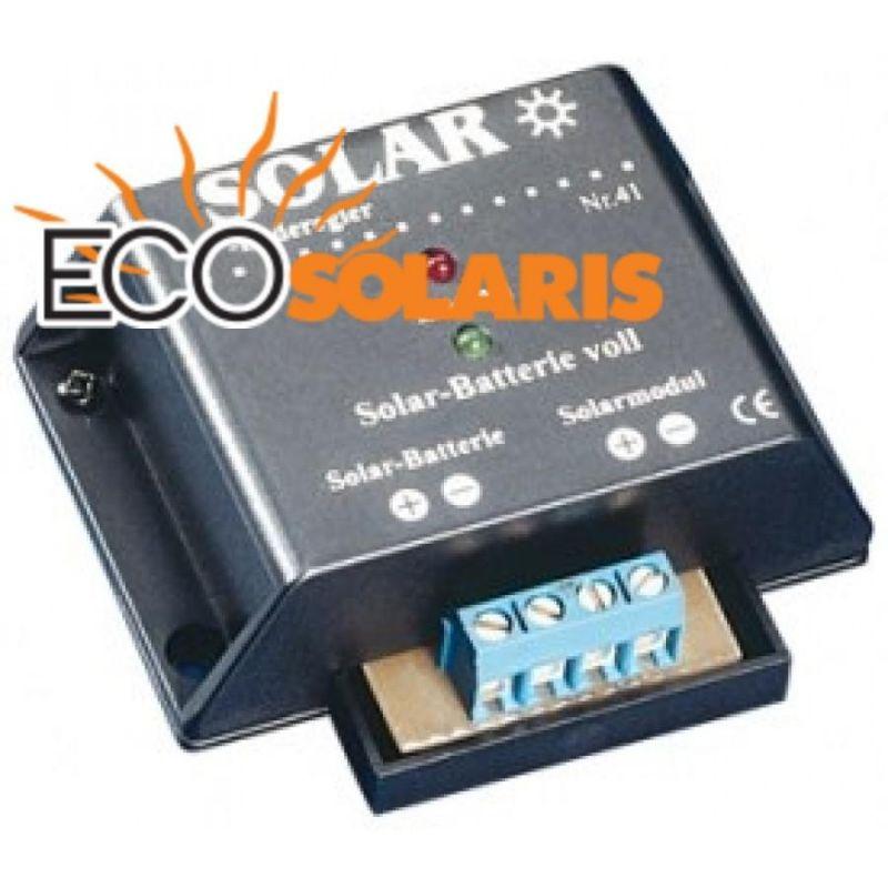 Controler Solar 4Ah 12V - Panouri Fotovoltaice
