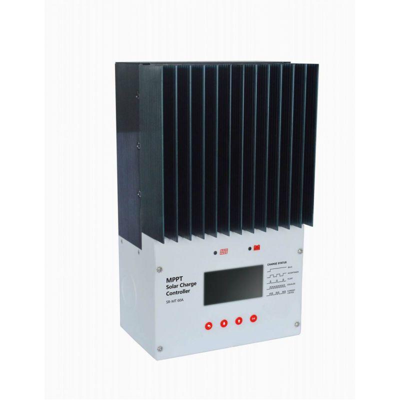 Controler Solar MPPT MT 60A 12V/24V/36V/48V - Panouri Fotovoltaice