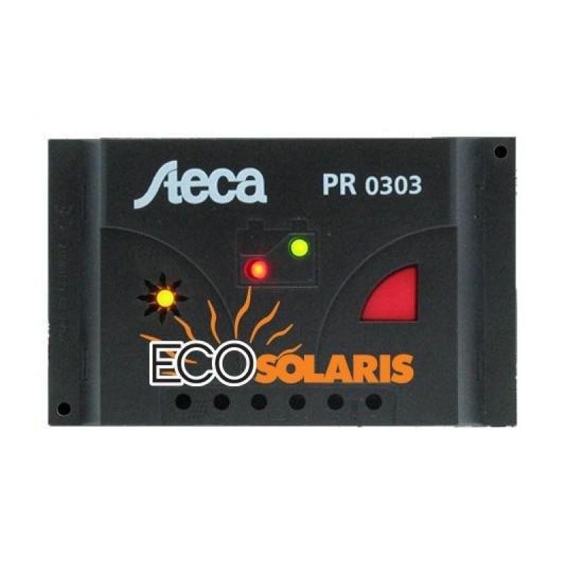 Controler Steca PR0303/12V/3A - Panouri Fotovoltaice