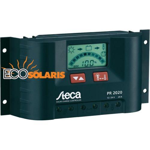 Controler Steca PR2020/20A - Panouri Fotovoltaice