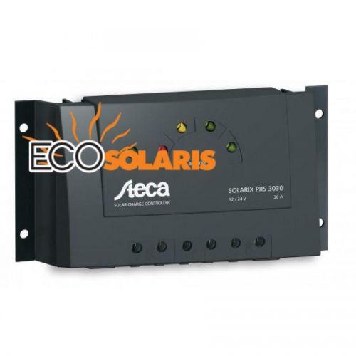Controler Steca PRS1010 12V/24V 10A - Panouri Fotovoltaice