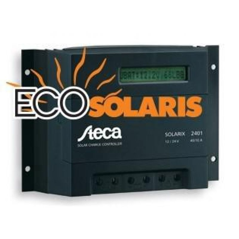 Controler Steca Solarix 2401 12V-24V - Panouri Fotovoltaice