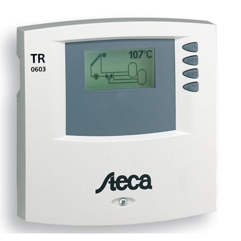 Controler solar STECA 603 - Panouri Fotovoltaice
