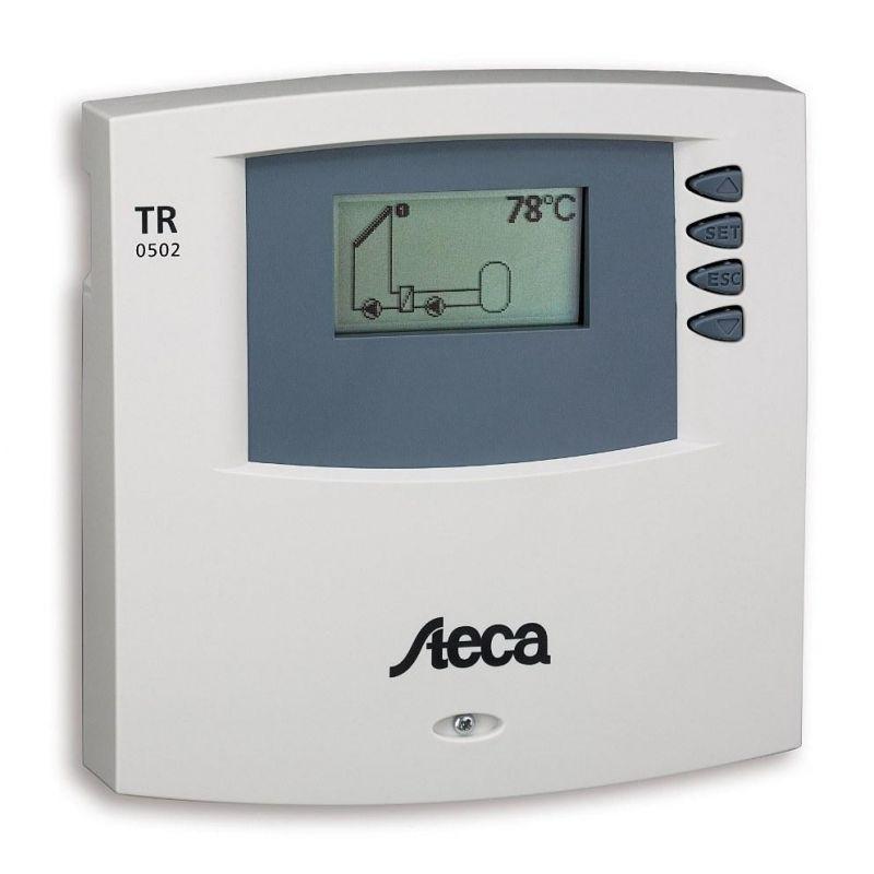 Controler solar STECA TR 502 - Panouri Fotovoltaice