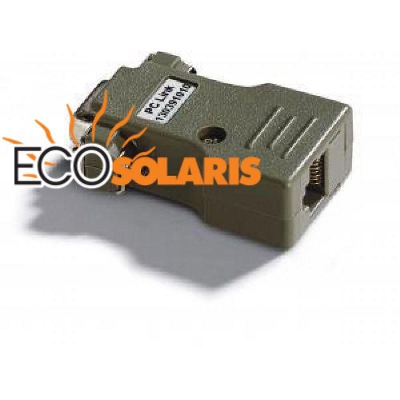 Convertor pasiv - PC Link RS-485 / RS-232 - Panouri Fotovoltaice