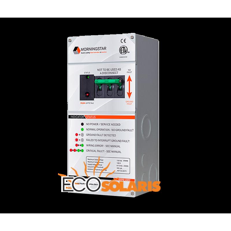Dispozitiv Protectie Inpamantare - Panouri Fotovoltaice