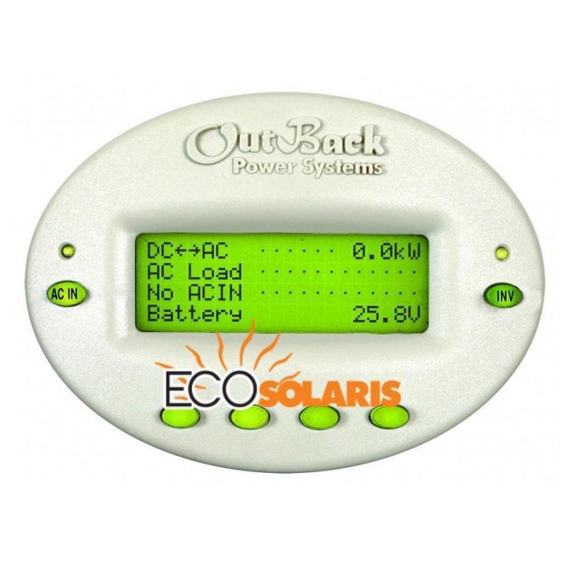 Dispozitiv de comunicatie OutBack MATE B - Panouri Fotovoltaice