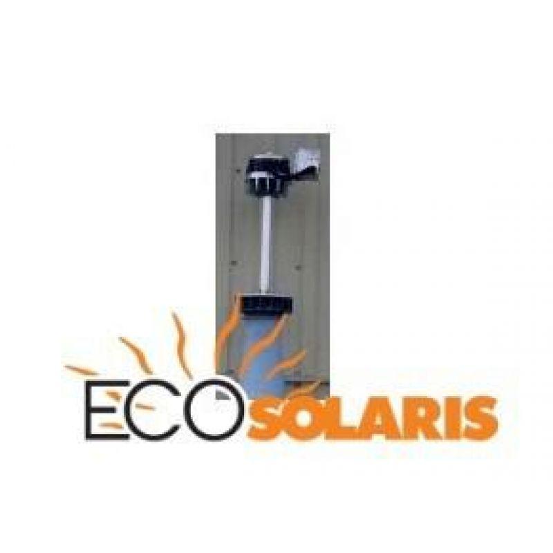 Francis LH1000 cu Tub Draft - Panouri Fotovoltaice