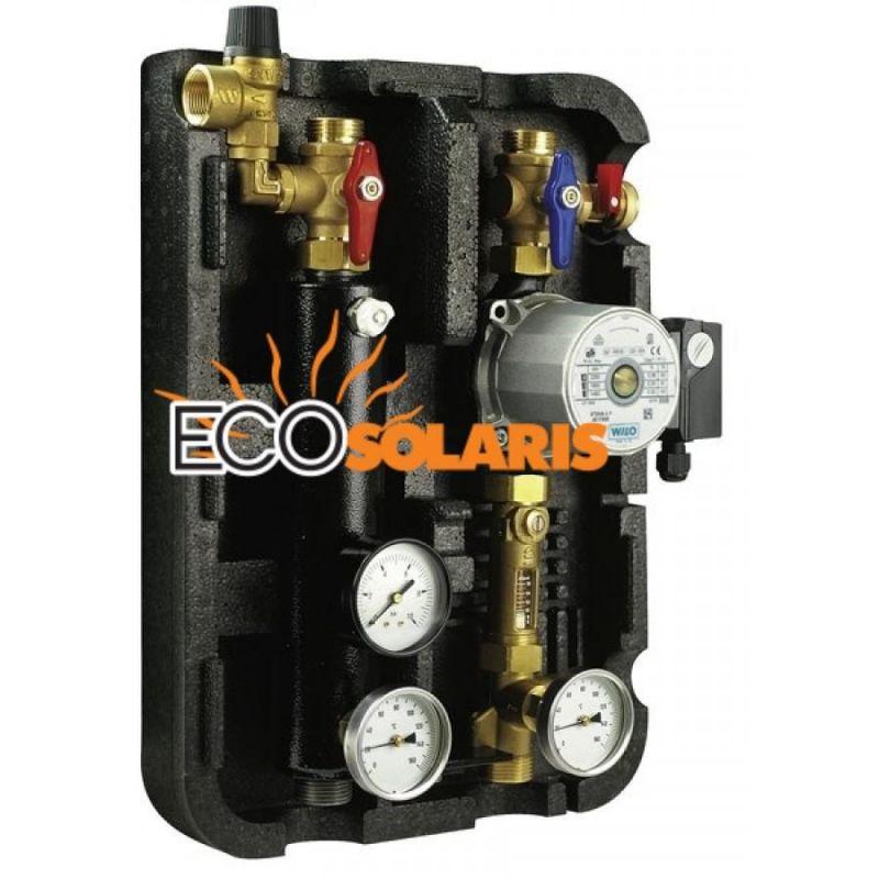 Grup pompare solar FV70 ZR - Panouri Fotovoltaice