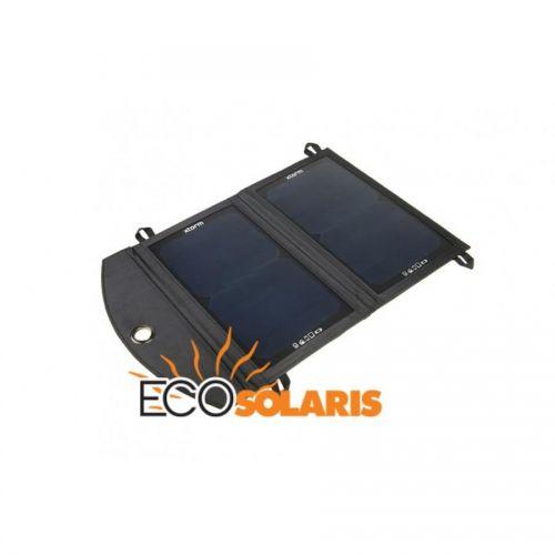 Incarcator mapa cu panou solar