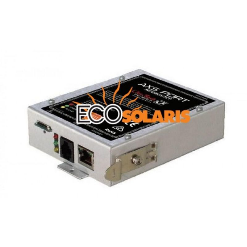 Interfata TCP - OutBack AXS Port Modbus - Panouri Fotovoltaice
