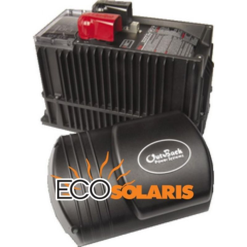 Invertor Off-Grid OutBack VFXR2612E 12V 2600W - Panouri Fotovoltaice