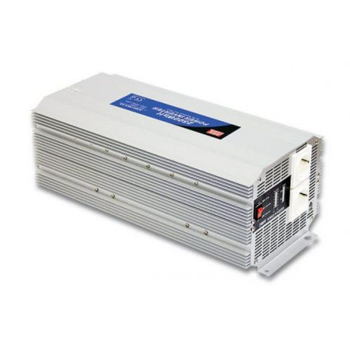Invertor Off-Grid Sinus Modificat Meanwell 24V/230V 2500W