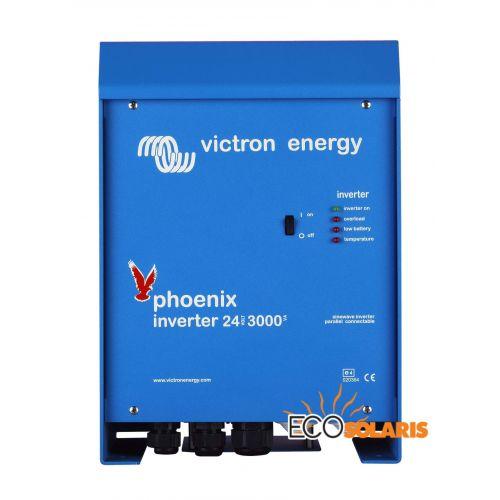 Invertor Phoenix 12V/24V 3000VA - Panouri Fotovoltaice