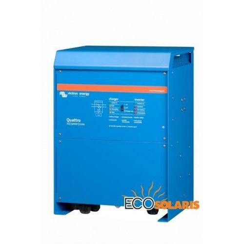 Invertor Victron Quattro 48V 5000VA 70-100-100