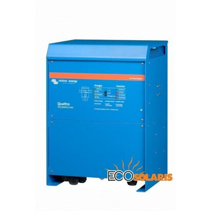 Invertor Victron Quattro 48V 5000VA 70-100-100 - Panouri Fotovoltaice