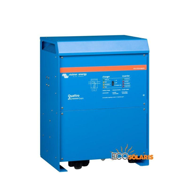 Invertor Victron Quattro 48V 10000VA 140-100/100 - Panouri Fotovoltaice