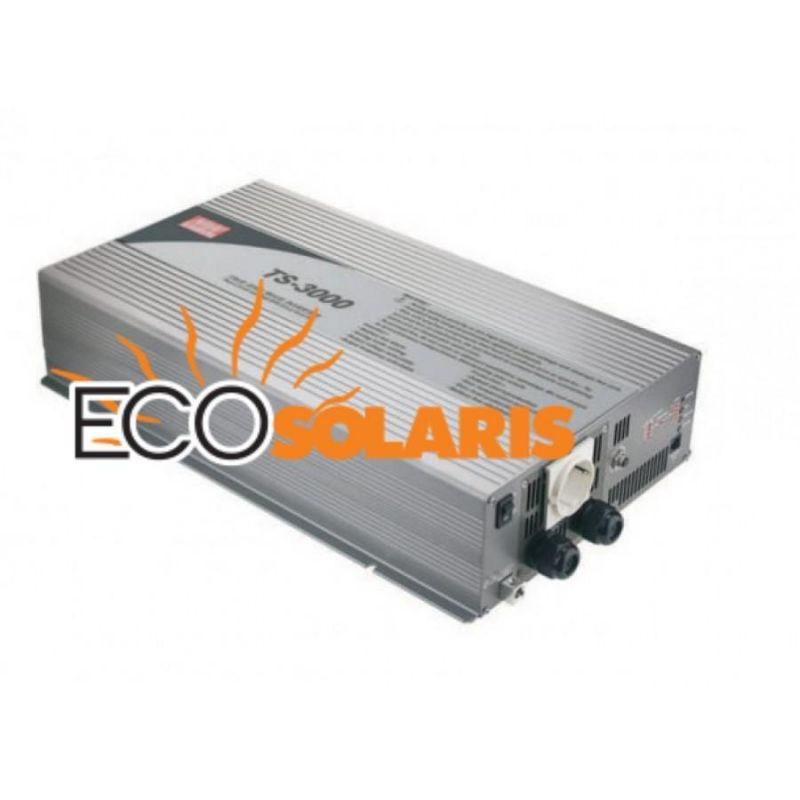 Invertor Sinus Pur TS-3000-212B 12V/230V MEANWELL - Panouri Fotovoltaice