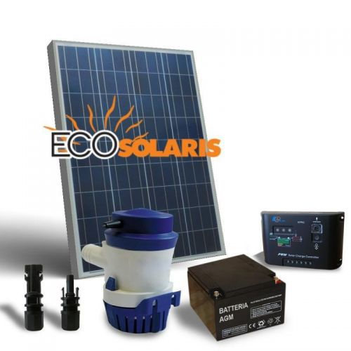Kit Solar Irigatie 42L/M 12V - Panouri Fotovoltaice