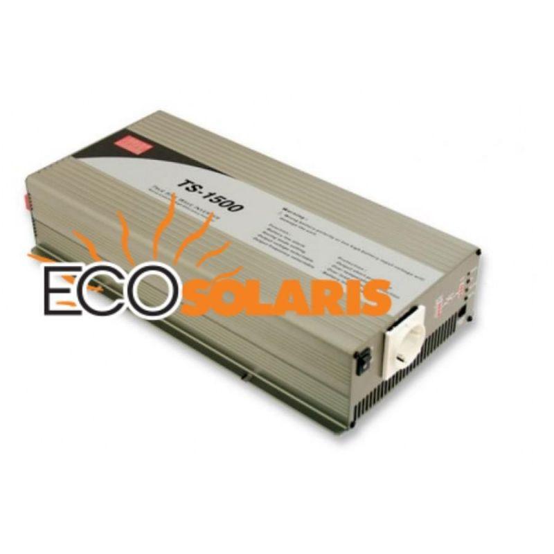 Sinus Pur TS-1500-224B 24V/230V MEANWELL - Panouri Fotovoltaice