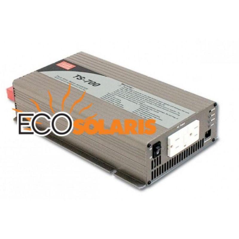 Invertor Sinus Pur TS-700-248B 48V/230V MEANWELL - Panouri Fotovoltaice