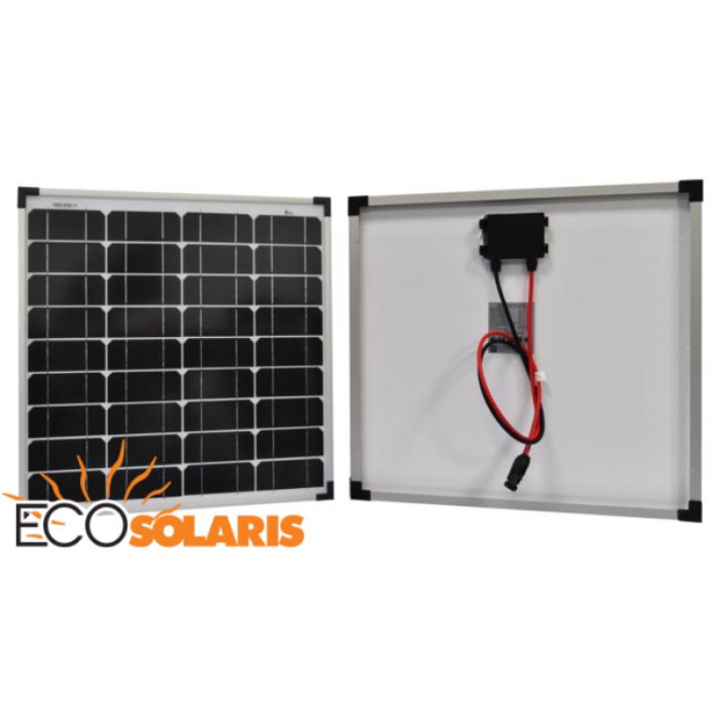 Panou fotovoltaic 40W Monocristalin