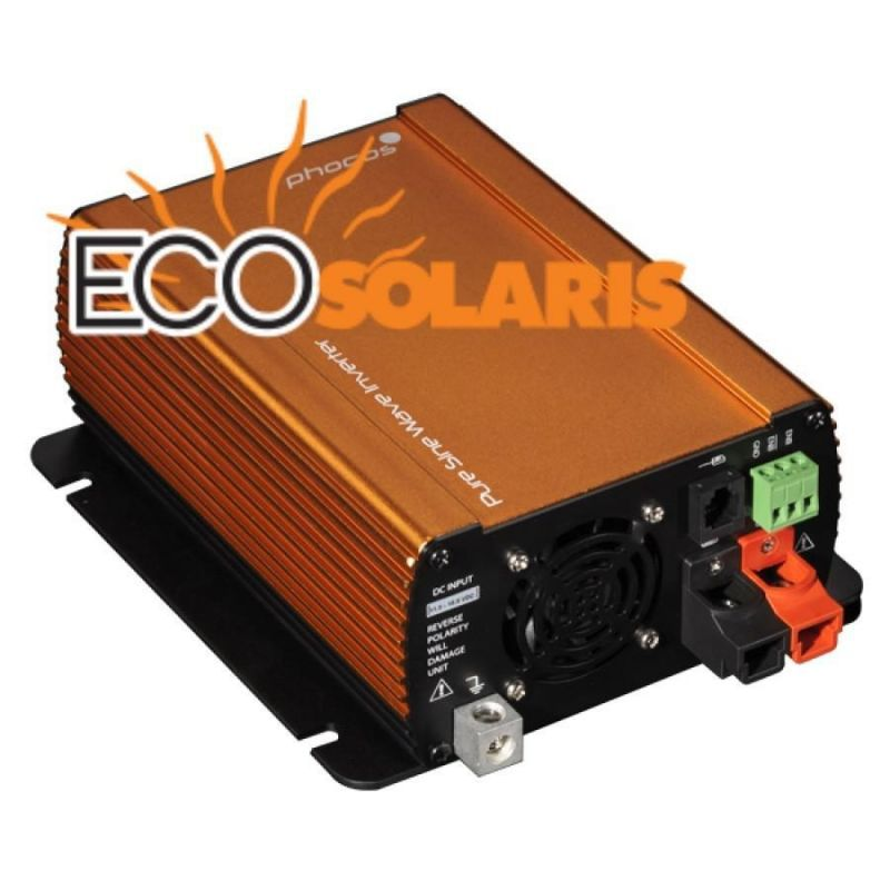Invertor Off-Grid sinus pur Phocos SI 48 V 1500 W - Panouri Fotovoltaice