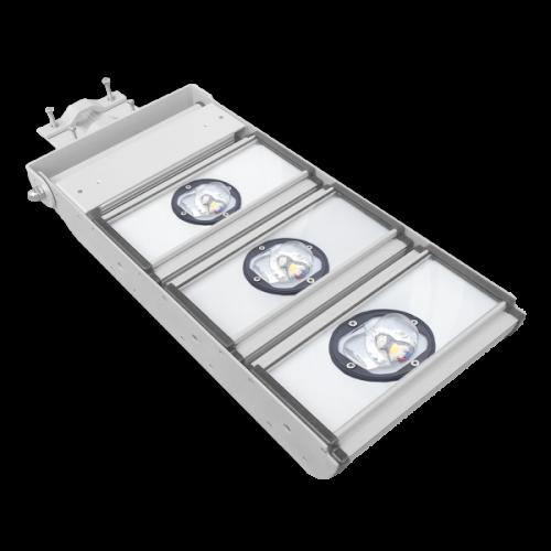 Proiector Proton S cu 3 LED-uri COB, 150W