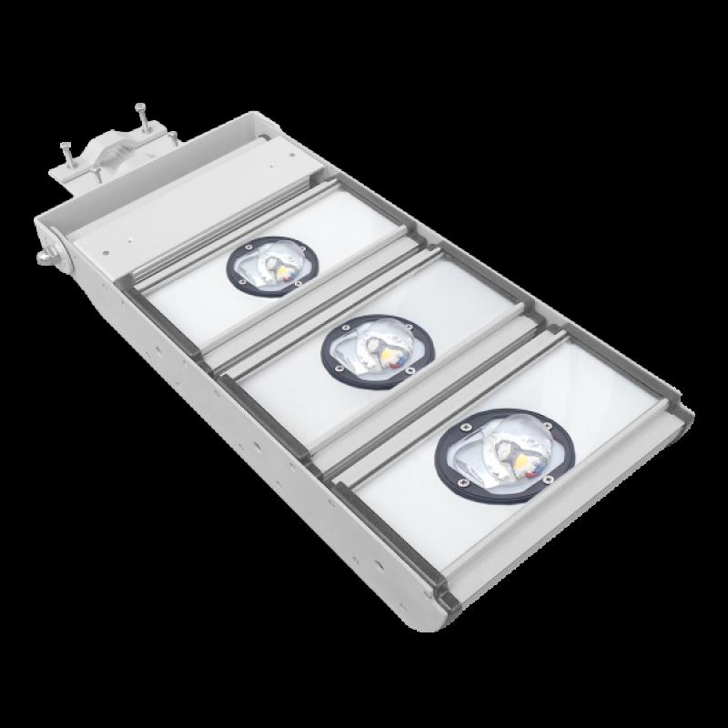 Proiector Proton S cu 3 LED-uri COB, 150W - Panouri Fotovoltaice