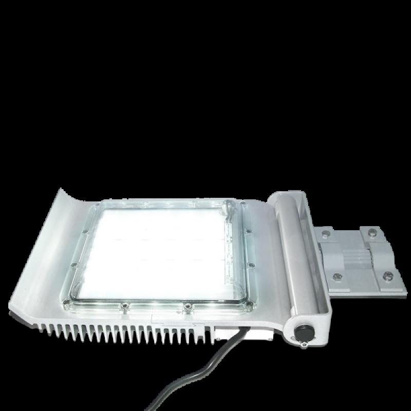Proiector iluminat stradal cu 10 LED-uri 30W 230V - Panouri Fotovoltaice