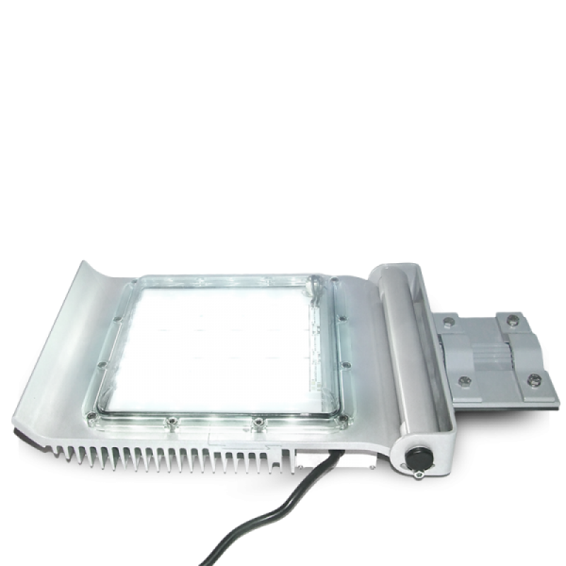 Proiector iluminat stradal cu 20 LED-uri 60W 230V - Panouri Fotovoltaice