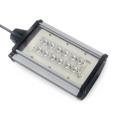 Proiector iluminat stradal cu 6 LED-uri 20W 12V/24V