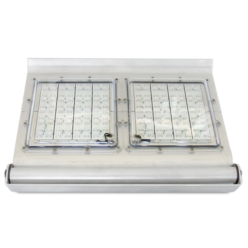 Proiector iluminat stradal cu 70 LED-uri 210W 230V - Panouri Fotovoltaice