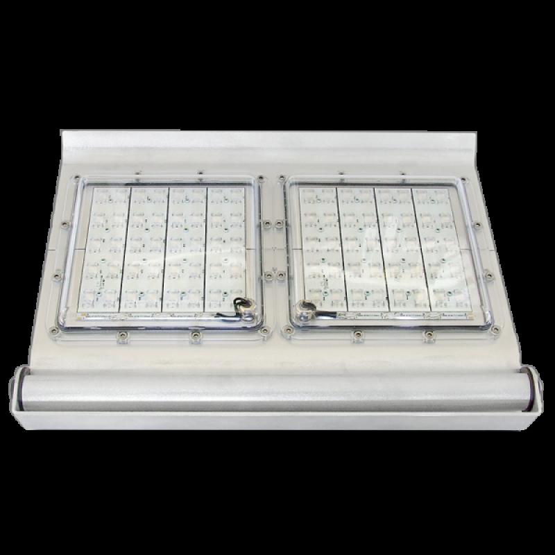 Proiector iluminat stradal cu 80 LED-uri 240W 230V - Panouri Fotovoltaice