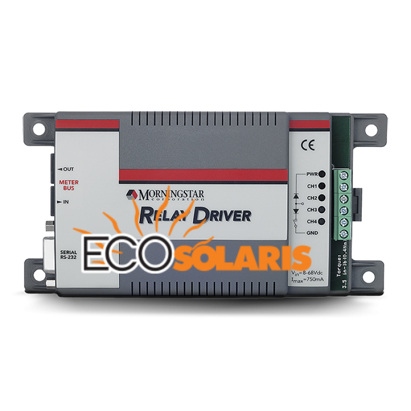 Releu Driver - Panouri Fotovoltaice