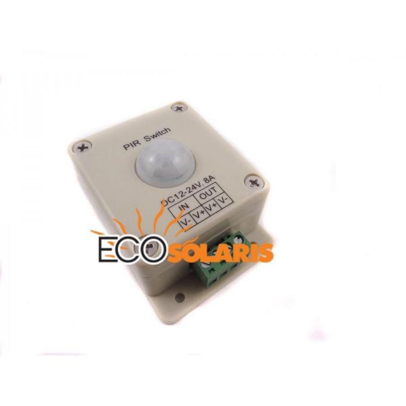 Senzor PIR 12V-24V DC - Panouri Fotovoltaice