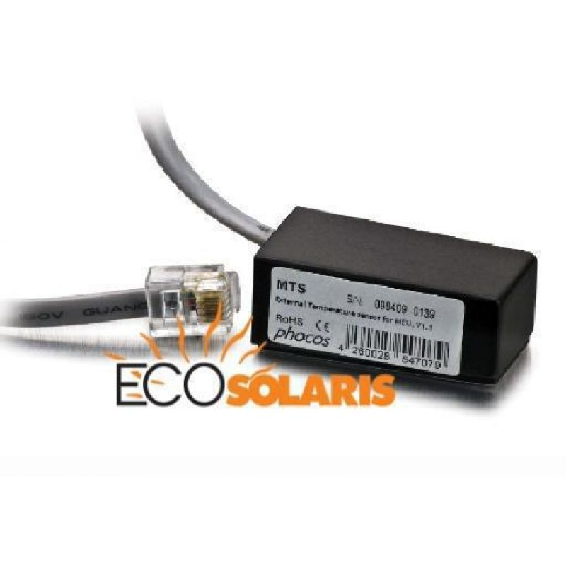 Senzor de Temperatura Phocos MTS pentru MCU - Panouri Fotovoltaice
