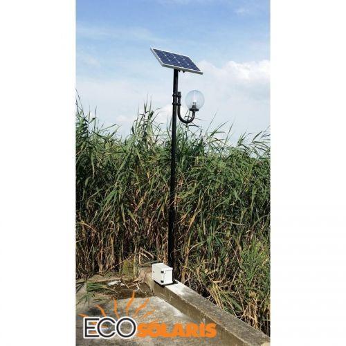 Stalp Fotovoltaic 10W 3.5m - Panouri Fotovoltaice