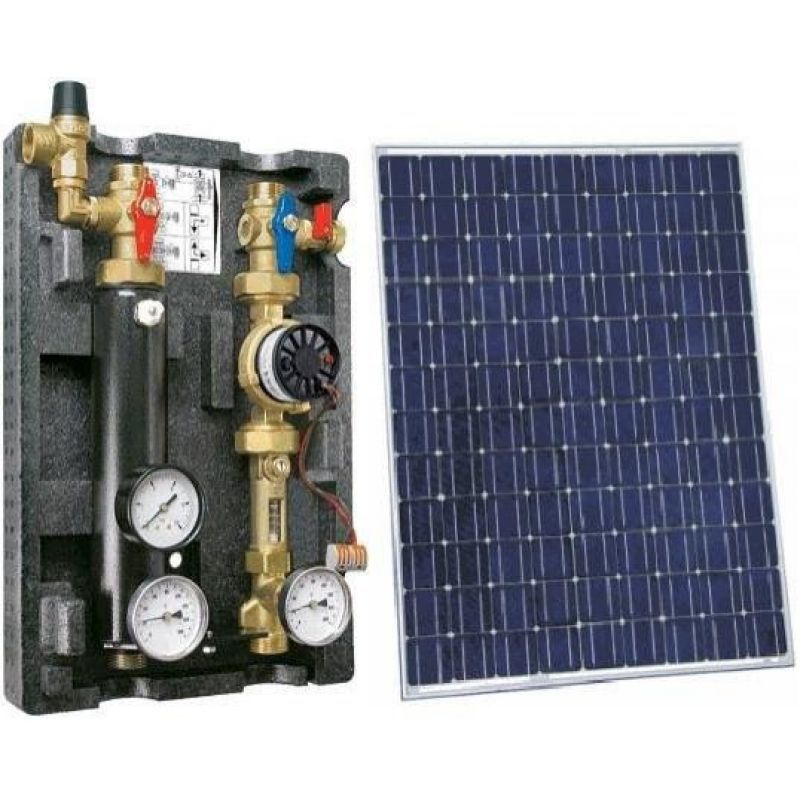 Statie Solara dubla Tacosol EU21 - Panouri Fotovoltaice